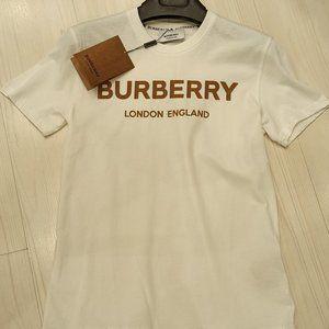 Burberry NWT Men T-shirt Size 2XL